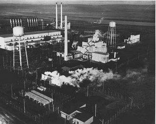 Hanford reactors blowing toward my home.