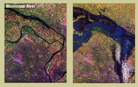 Mississippi floods of 1993.