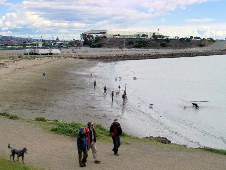 Bulb Beach scene