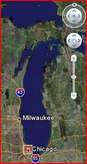 Google Earth Controls