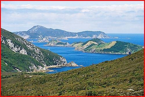 Tasmania bay