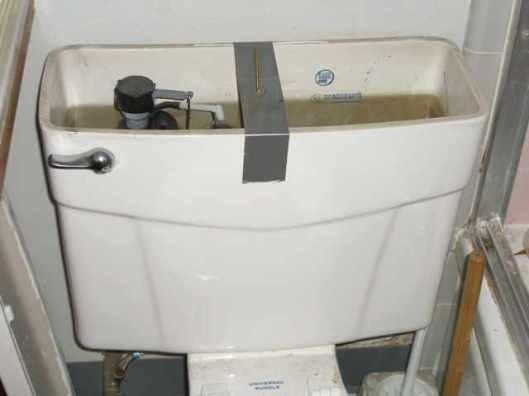 Toilet water 1