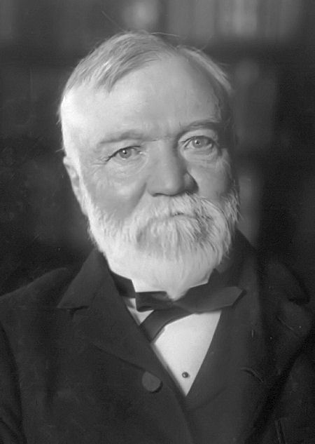 how did andrew carnegie get rich