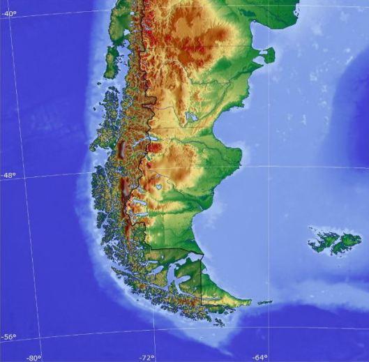 South South America
