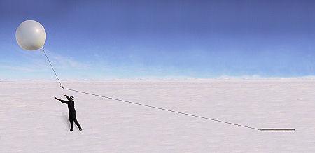 Google Maps - Street View camera for Antarctica