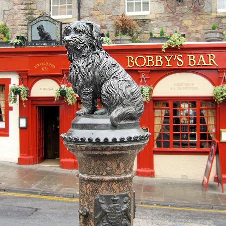 Bobby at Greyfriars