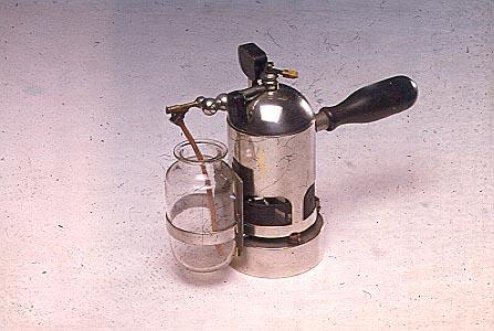 Carbolic Acid sprayer.