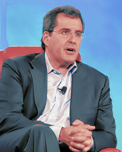 Peter Chernin CEO of Fox Group