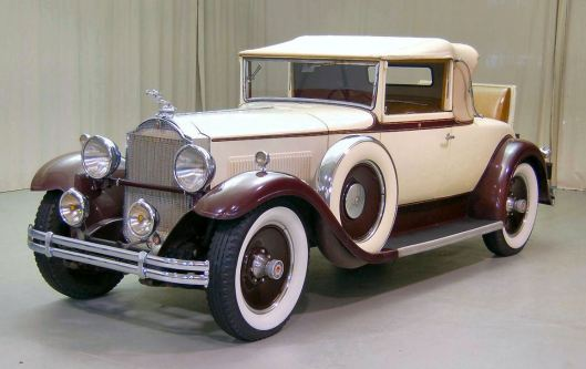 1931 Packard automobile