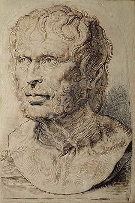 Lucretius a Roman Epicurean was a founding father of modern society by Rubens