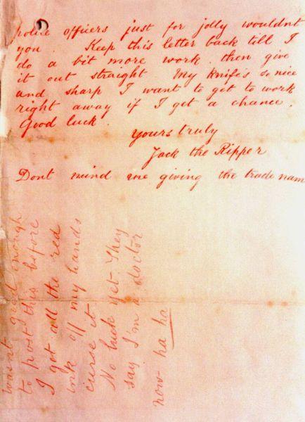 Dear Boss letter - page 2