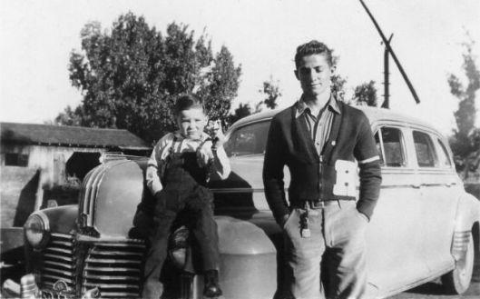 Glenn Eidemiller and Charles Scamahorn