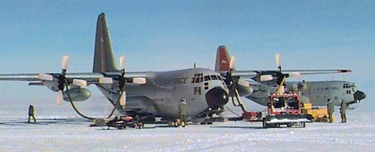 C-130s_at_South_Pole