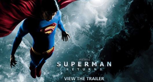 Superman descending