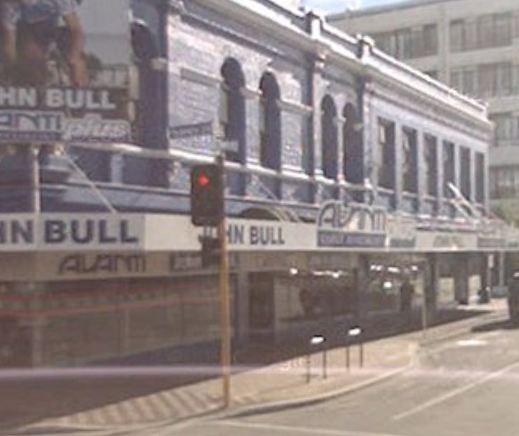 Christchurch earthquake photos of John Bull bike shop