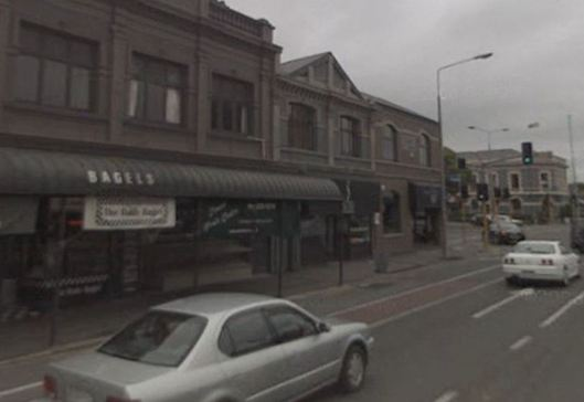 Christchurch, New Zealand - the daily bagle shop