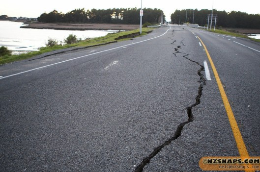 Christchurch, New Zealand, earthquake