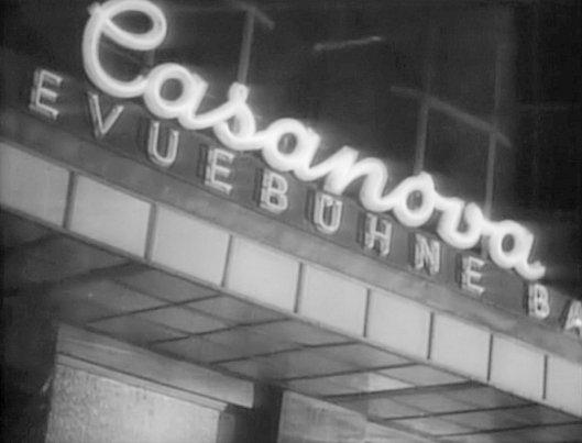 Casanova bar in Vienna