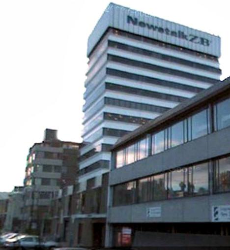 Christchurch newstalk building up