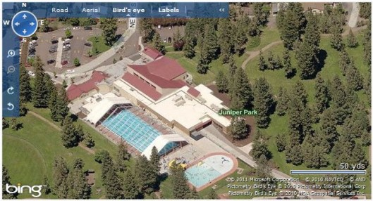 Juniper Park swim and fitness center Bend Oregon
