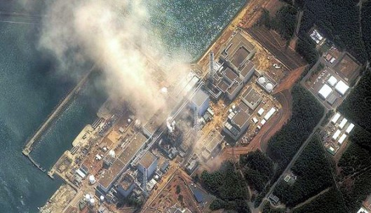 Nuclear disaster Fukushima Japan