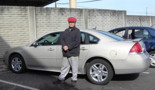 Chevy Impala - 2011