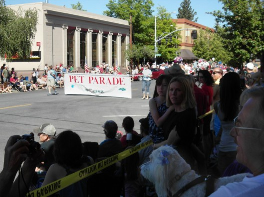 Bend Oregon Pet Parade