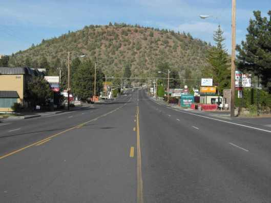 Pilot Butte Greenwood Avenue Bend Oregon