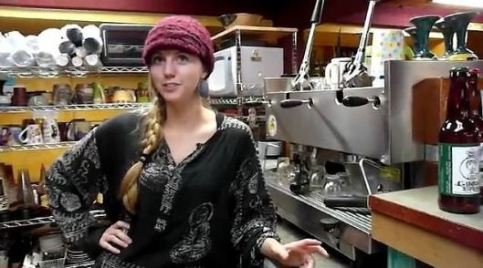 Coffee_barista_in_Dudley's - Bend_Oregon