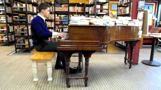 Dudleys Books piano