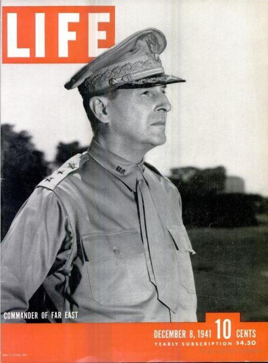 General McArthur