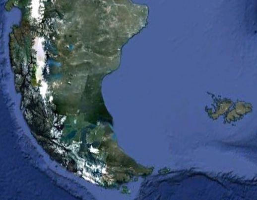 South-South America