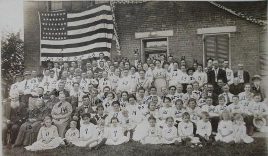 Eidemiller Reunion 1912