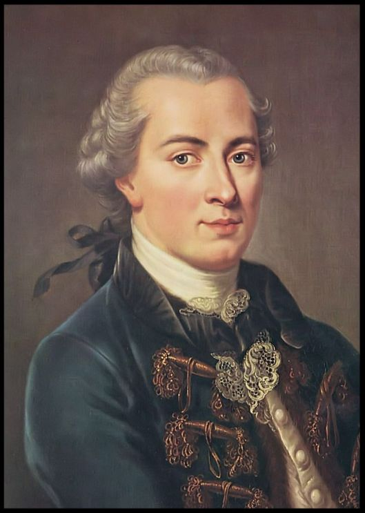Immanuel Kant - Philosopher of the Categorical Imperative, Painter Unknown