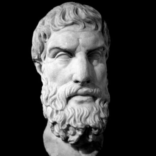 Epicurus 341 BCE – 270 BCE Classic Greek Philosopher of the happy, tranquil life