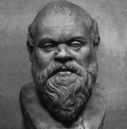 Socrates  (c. 469 / 470 BC) Classic Greek philosopher