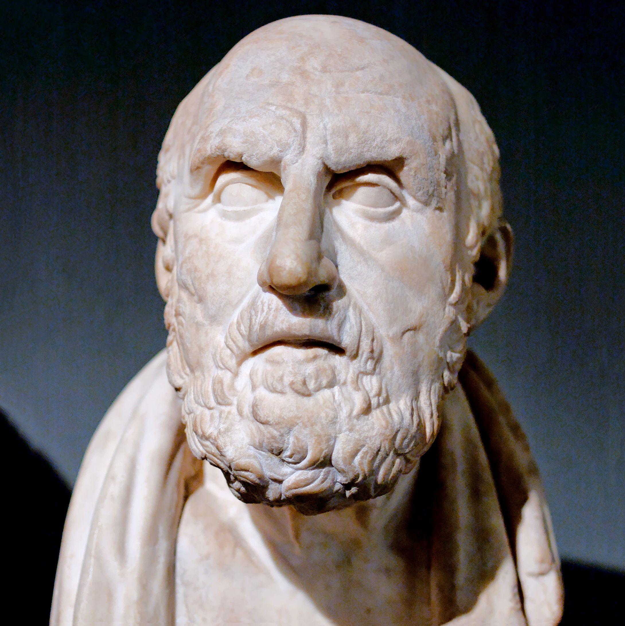 Epictetus Statue