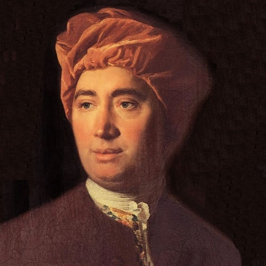 the life and reasoning of david hume The design argument is a type of thinking known as inductive reasoning inductive reasoning starts with  life on god and  stated by david hume.