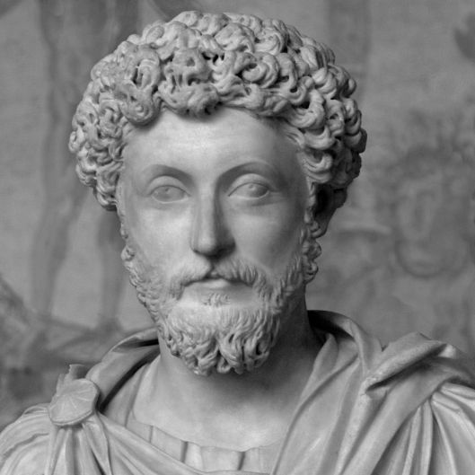 """marcus aurelius and stoic philosophy essay However, marcus aurelius definitively served as the end of the """"stoic era"""" in rome (matthews and platt, 134) his death ushered in a new period of philosophy one situated around neo-platonism although there were many that still followed stoicism, history moved in a different direction after marcus passed, making his meditations the last ."""