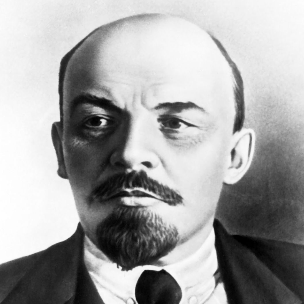 was lenin the communist
