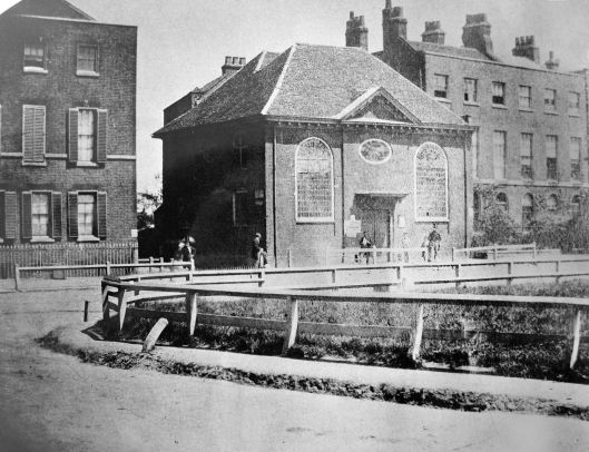 Wollsontecraft's Unitarian Church London