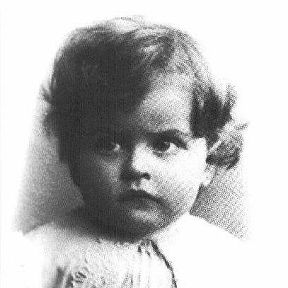 Ludwig Wittgenstein baby