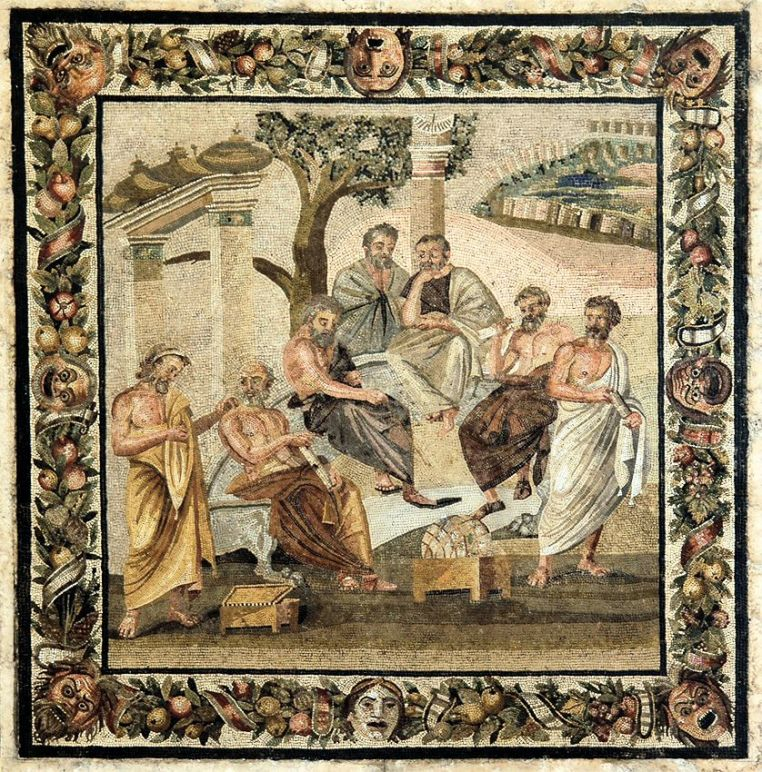 The 7 Sages of Greece