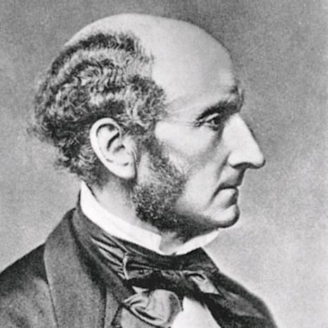 john stuart mill 1806 1873 on individual Presents the british political philosopher's classic work on the nature of personal freedom and the individual's  john stuart mill was born in london in 1806.
