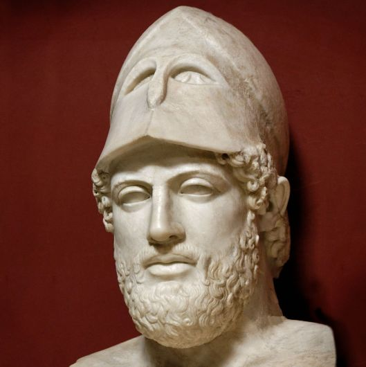 Pericles of Athens Greece