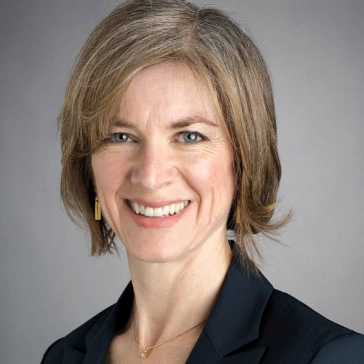 Jennifer Doudna of UC Berkeley