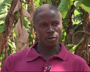 Etienne Ouamouno the father of the first Ebola victims.