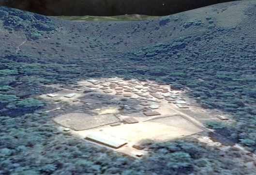 Aerial view of Meliandou