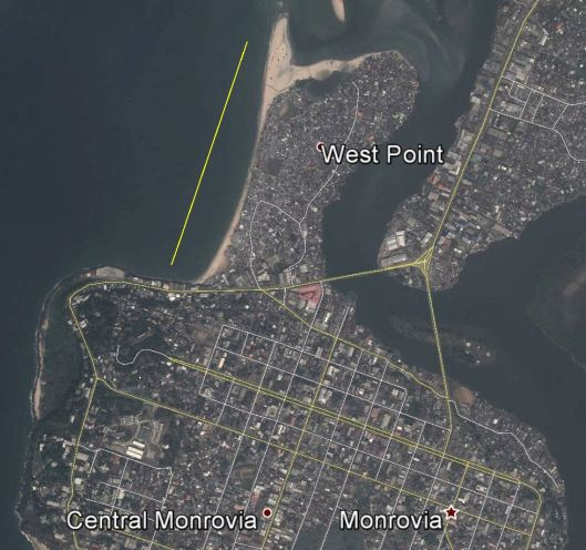 West Point - Monrovia, Liberia