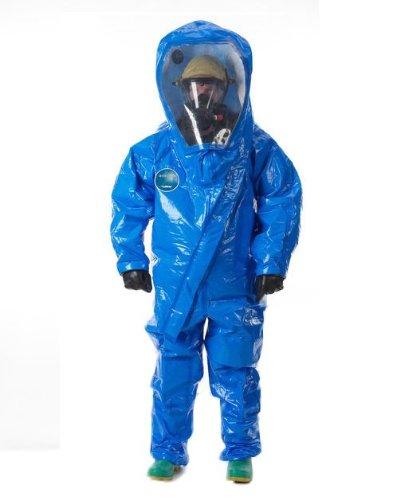 A high level hazmat suit